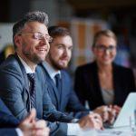 équipe, solutions de financement, collaboration