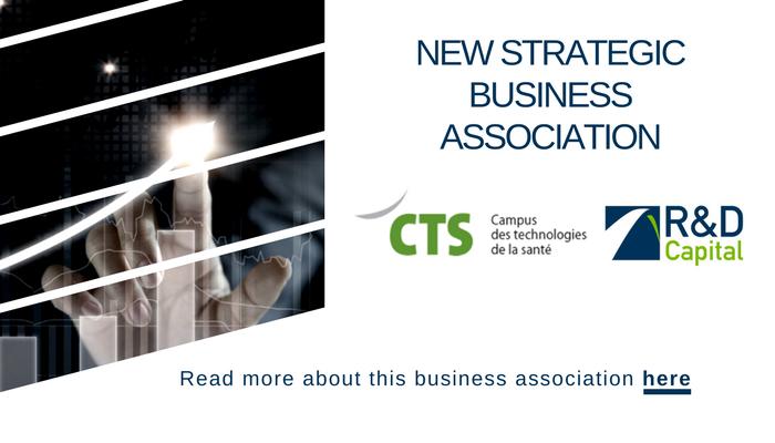 R&D Capital is pleased to announce its new partnership with Campus des technologies de la santé (CTS)